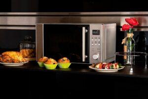 Los 9 mejores microondas con grill