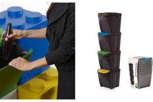 Los 9 mejores cubos de reciclaje